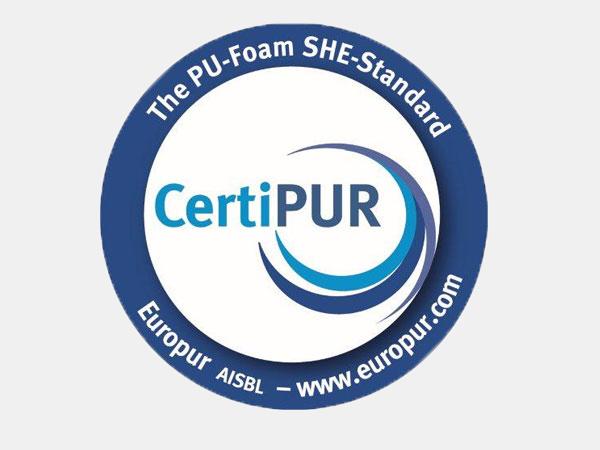 CertiPUR certificaat