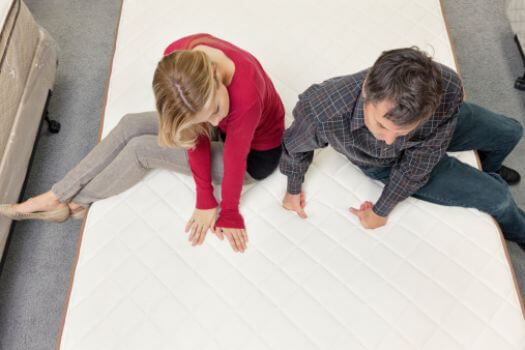 vervang je matrassen tijdig